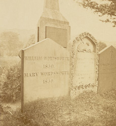 Wordsworth's Tomb, Grasmere Church-Yard